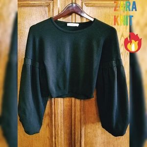 ZARA KNIT long sleeve